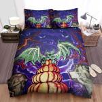Twiztid Halloween Art Bed Sheets Spread Comforter Duvet Cover Bedding Sets