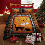 Happy Halloween Bed Sheets Duvet Cover Bedding Set Great Gifts For Halloween