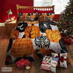 Skull Halloween Bedding Set  (Duvet Cover & Pillow Cases)