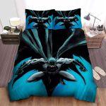 Batman The Long Halloween Artwork Bed Sheets Spread Comforter Duvet Cover Bedding Sets
