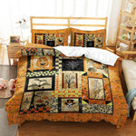 Halloween Style 6 Bedding Set  (Duvet Cover & Pillow Cases)