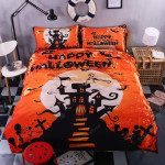 3d Printed Halloween Bed Sheets Duvet Cover Bedding Set Great Gifts For Birthday Christmas Thanksgiving