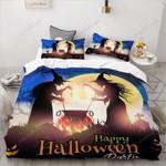 Halloween Horror Forest Bedding Set  (Duvet Cover & Pillow Cases)