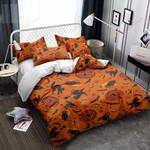 Halloween Style 5 Bedding Set (Duvet Cover & Pillow Cases)
