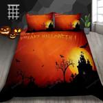 Freaky Halloween Bedding Set   (Duvet Cover & Pillow Cases)