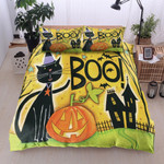 Halloween Night Bed Sheets Duvet Cover Bedding Set Great Gifts For Halloween