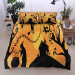Sounds Like Halloween Bed Sheets Duvet Cover Bedding Set Great Gifts For Halloween