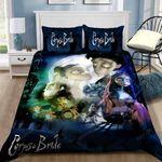 Corpse Bride Bedding Set Sleepy Halloween tml230801