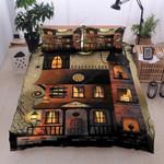 Halloween Home Bedding Set      (Duvet Cover & Pillow Cases)