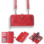 Classic Crossbody Detachable Magnetic Wallet Phone Case