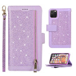 Glitter Bling 9 Cards Slots Wallet Phone Case