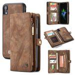 Detachable Magnetic Wallet Phone Case