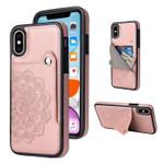 Slim Mandala Wallet Phone Case