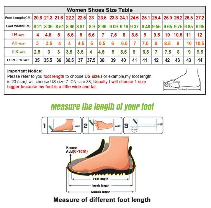 varskarc women size chart