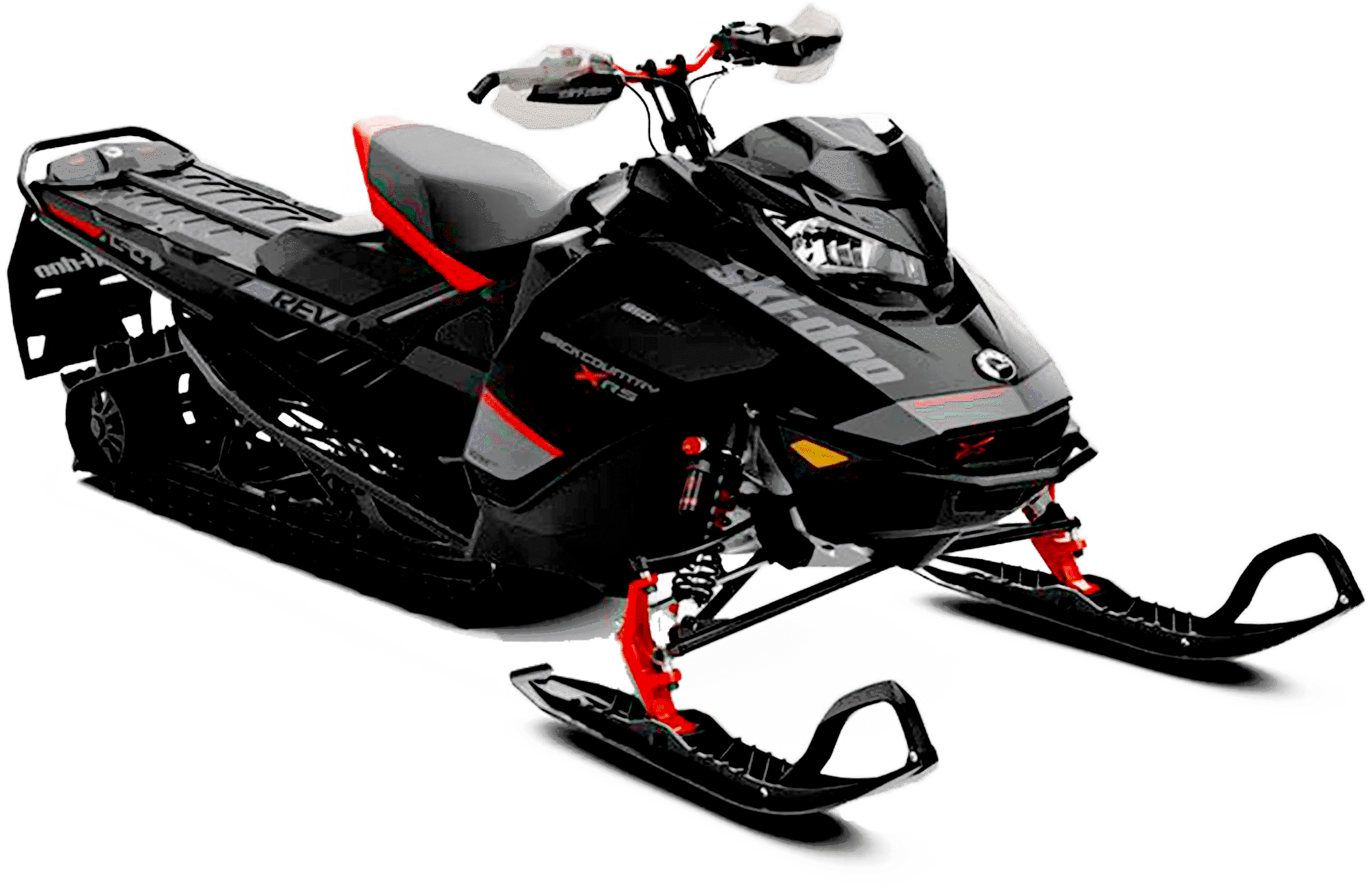 Ski-Doo Backcountry Black