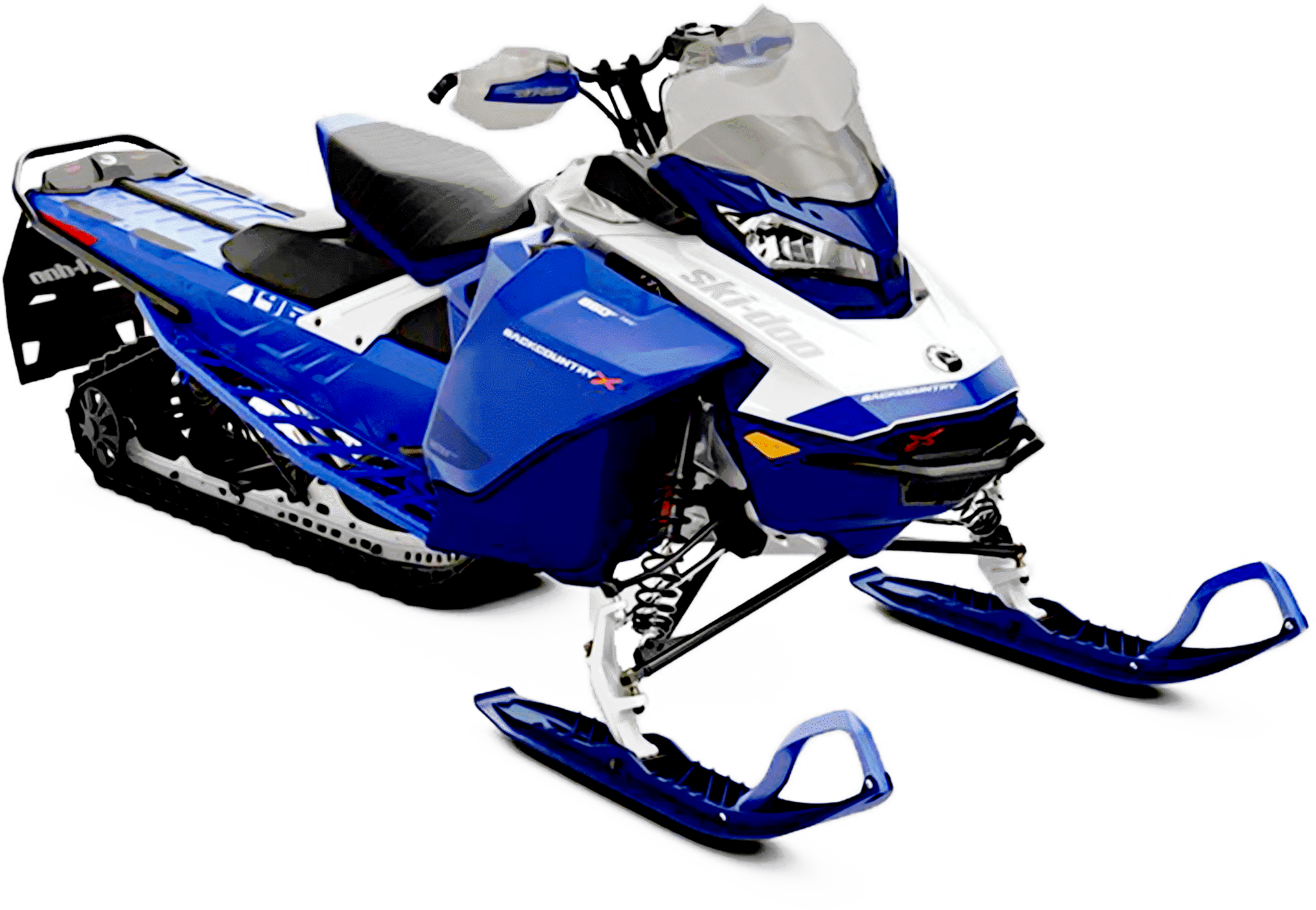 Ski-Doo Backcountry Blue 2