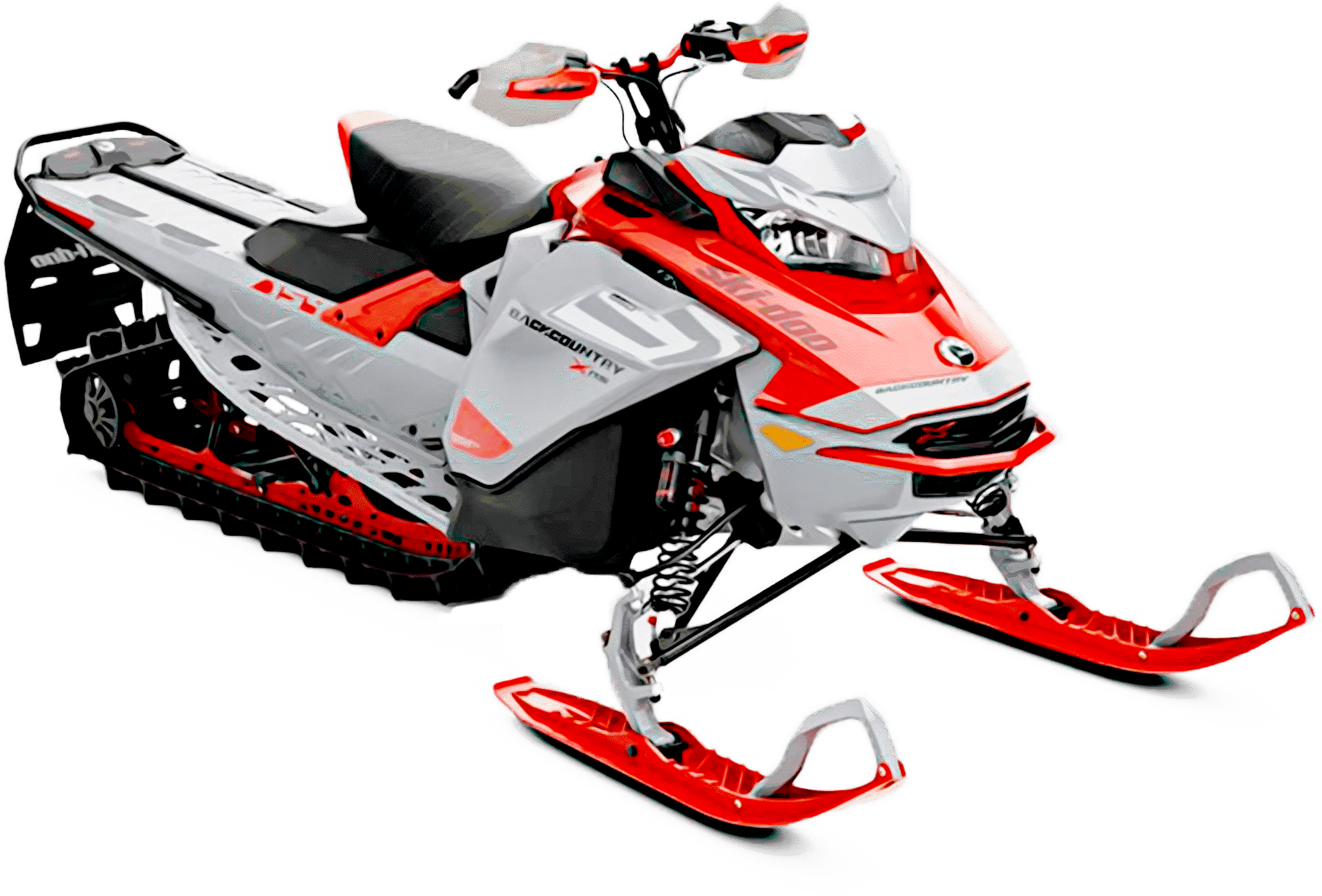 Ski-doo Backcountry 3