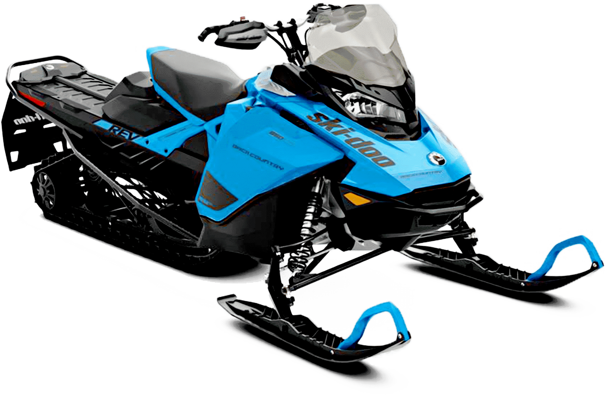 Ski-Doo Backcountry Blue