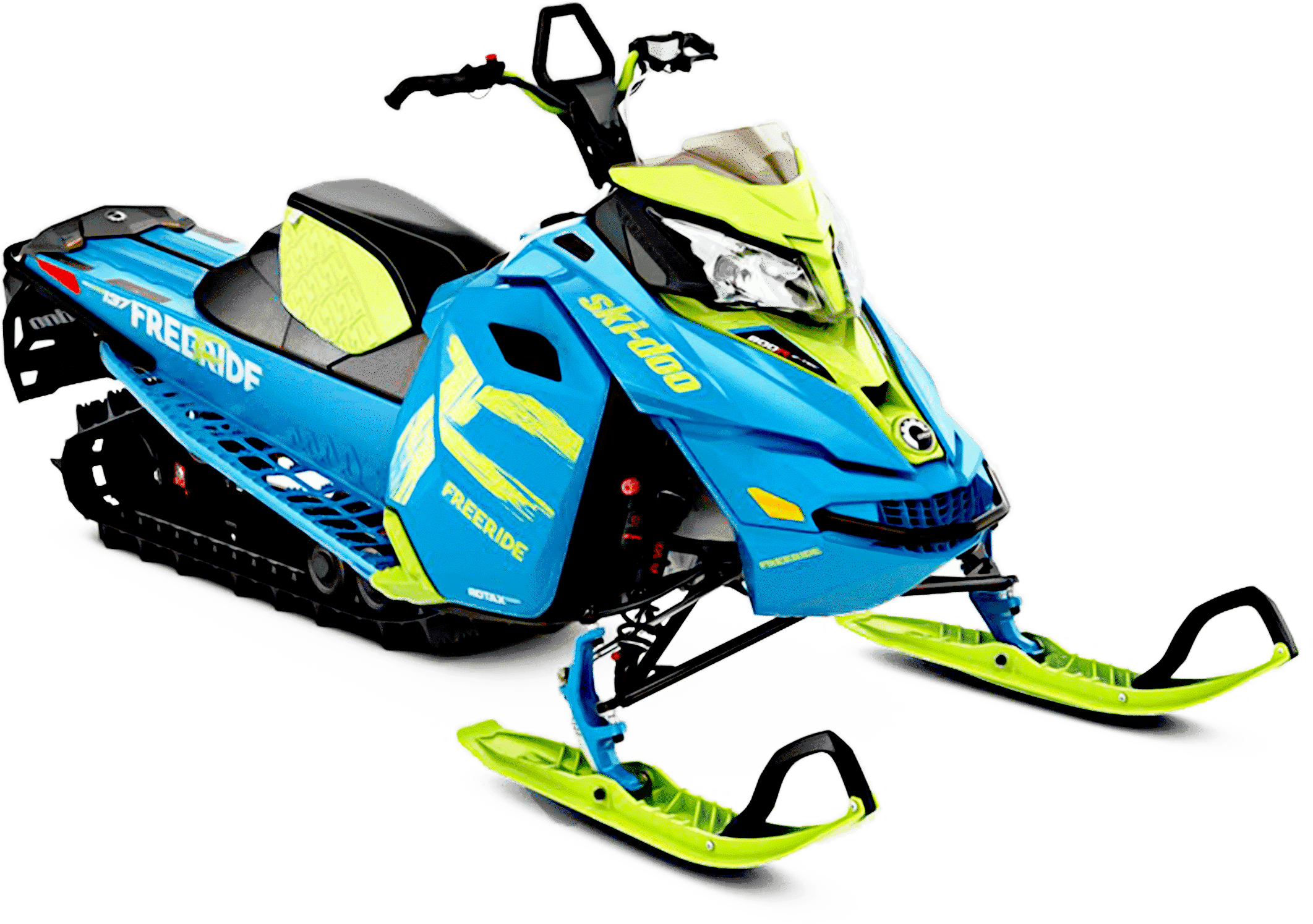 Ski-Doo Freeride 4