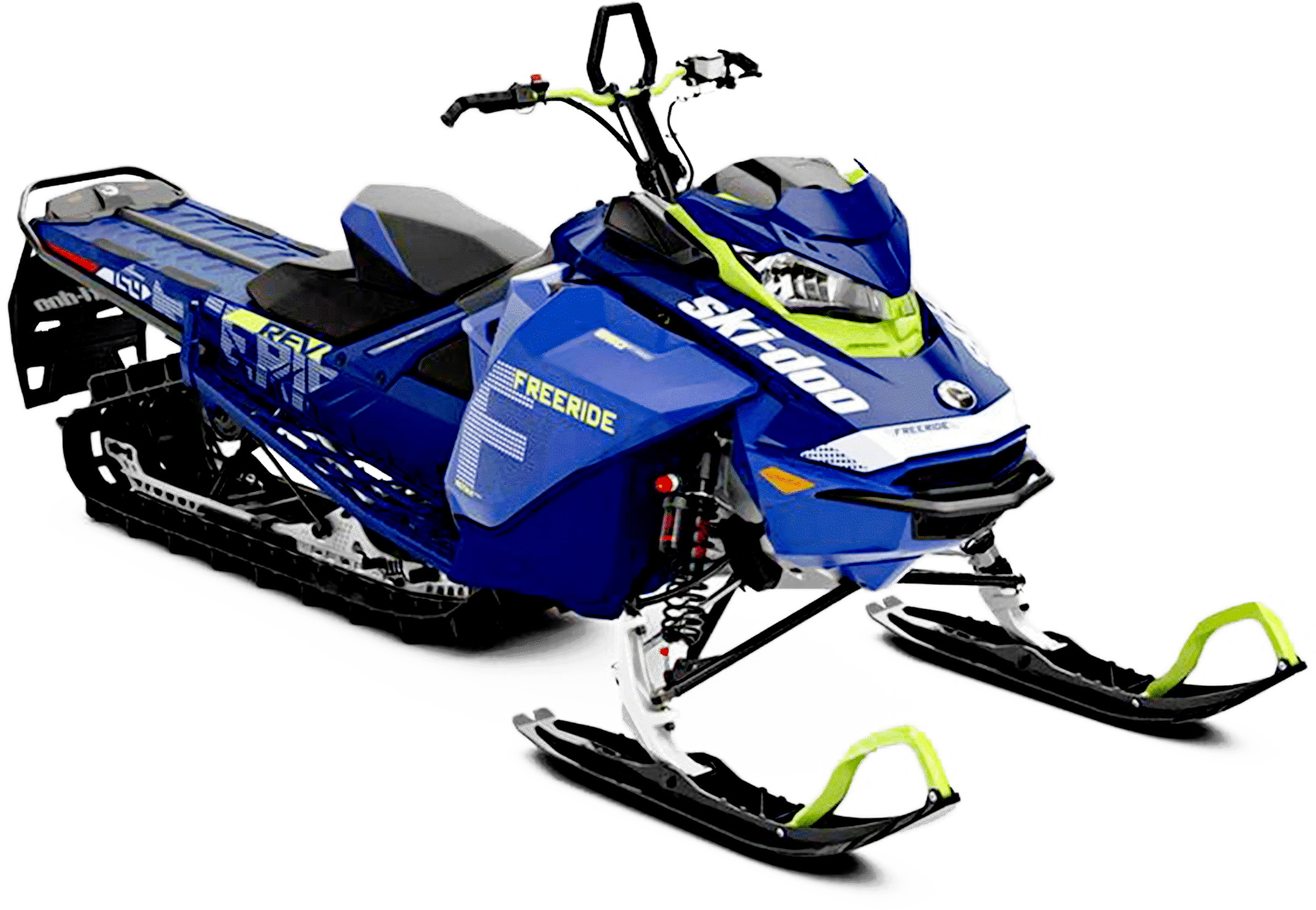 Ski-Doo Freeride Blue