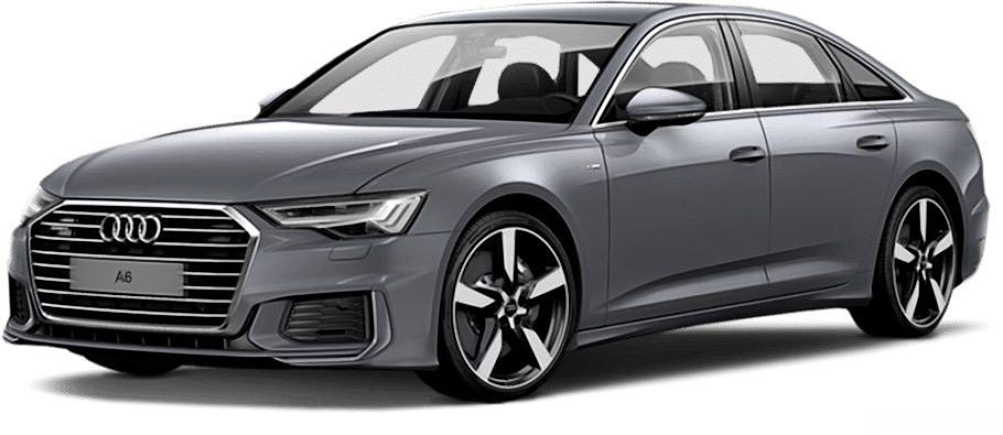 audi-a6-typhoon-gray