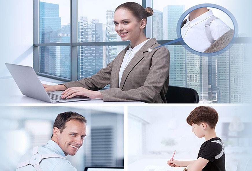 Posture Corrector for Women Men and Kids