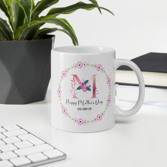 personalized mugs for mother's day