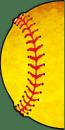 Softball Left