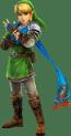 Link Hyrule Warrior